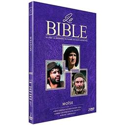 La Bible : Moïse : Ben Kingsley, Frank Langella, Christopher Lee
