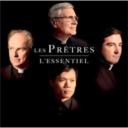 Les Prêtres : L'essentiel (CD + DVD)