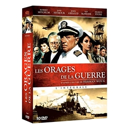 Les orages de la guerre - L'intégrale : Robert Mitchum, Jane Seymour, Sharon Stone…