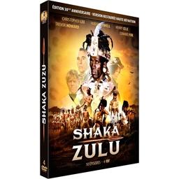 Shaka Zulu - L'intégrale : Christopher Lee, Robert Powell