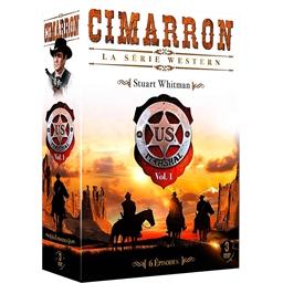 Cimarron US Marshal - Volume 1 : Stuart Whitman