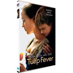 Tulip fever : Alicia Vikander, Dane DeHaan