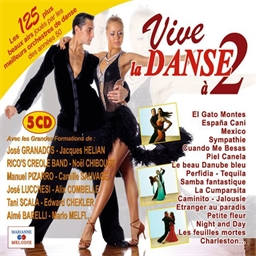 Vive la danse à deux