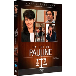 La loi de Pauline : Zabou Breitman, Serge Riaboukine