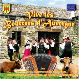 Vive les bourrées d'Auvergne (CD)