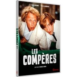 Les compères : Pierre Richard, Gérard Depardieu