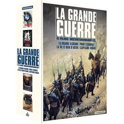 La grande guerre : Jean Gabin, Dirk Bogarde, Sabine Azema
