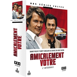 Amicalement Vôtre : Tony Curtis, Roger Moore...