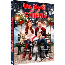 Un Noël qui a du chien : Jonathan Bennett, Lexi Giovagnoli