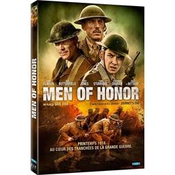 Men of honor : Sam Claflin, Paul Bettany