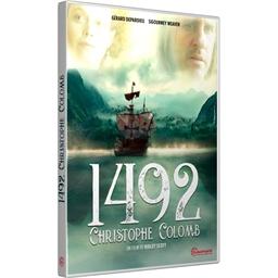 1492 : Christophe Colomb : Gérard Depardieu, Sigourney Weaver…