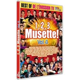1, 2, 3 Musette ! : Volume 4