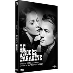 Le Procès Paradine : Charles Laughton, Gregory Peck