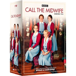 Call the midwife Intégrale : Jessica Raine, Miranda Hart