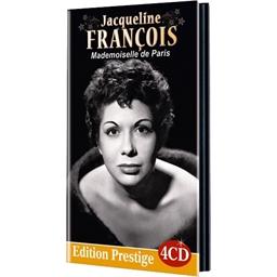 Jacqueline François : Mademoiselle de Paris - Collection Coffrets Prestige(Long Box)