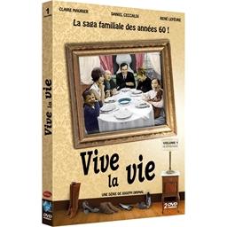 Vive la vie - 1ère saison : Daniel Ceccaldi, Claire Maurier…