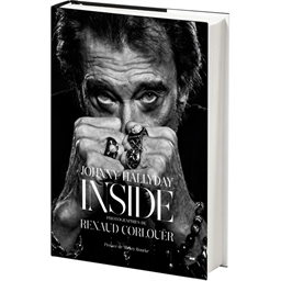 Johnny Hallyday : Inside