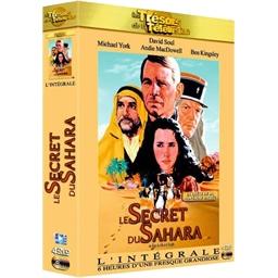 Le secret du Sahara : Michael York, Andie MacDowell
