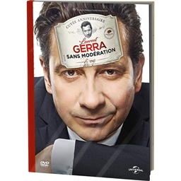 Laurent Gerra : sans modération