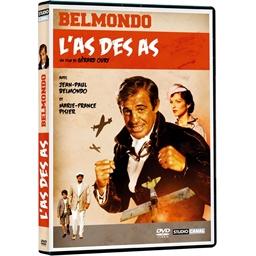 L'as des as : Jean-Paul Belmondo, Marie-France Pisier…