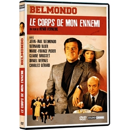 Le corps de mon ennemi : Jean-Paul Belmondo, Bernard Blier…