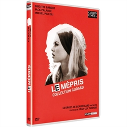 Le mépris : Brigitte Bardot, Michel Piccoli…
