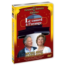 LE CANARD À L'ORANGE (Michel Roux, Nadine Alari...)