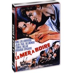 Jean-Paul Belmondo, Gina Lollobrigida : La Mer à boire