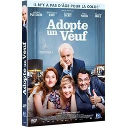 Adopte un veuf : André Dussolier, Bérengère Krief...