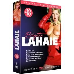 Brigitte Lahaie : Coffret 6 films cultes