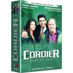 Pierre Mondy, Bruno Madinier... : Les Cordier, juge et flic (Coffret 3)
