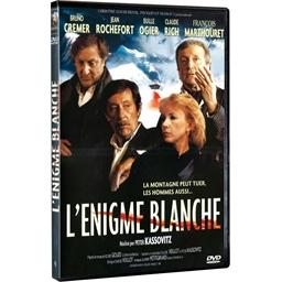 L'énigme blanche : Jean Rochefort, Bulle Ogier, Claude Rich