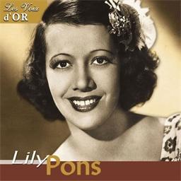 Lily Pons : Les filles de Cadix