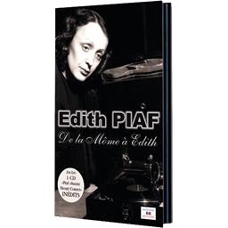 Edith Piaf : De la môme à Edith - Collection Coffrets Prestige (Long Box)