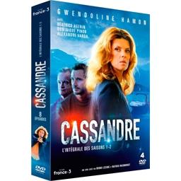 Cassandre - Saisons 1 et 2 : Gwendoline Hamon, Alexandre Varga, …