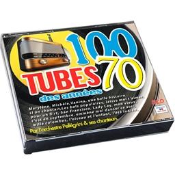 100 tubes des années 70 : Les meilleures ventes de 45 tours !