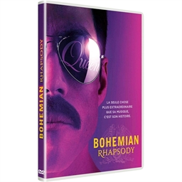 Bohemian Rhapsody : Rami Malek, Gwilym Lee… (DVD)