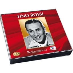Tirno Rossi : Rendez vous avec... (5 CD)