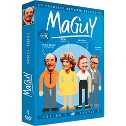 Maguy Saison 1 Vol.2 : Rosy Varte, Jean-Marc Thibault, Marthe Villalonga