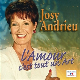 Josy Andrieu : L'amour c'est tout un art