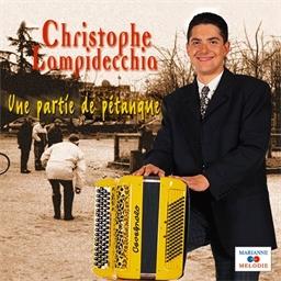 Christophe Lampidecchia : Une partie de pétanque