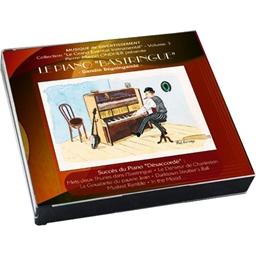 Pierre-Marcel Ondher : Piano Bastringue (2CD)