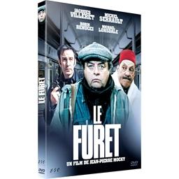 Le furet : Jacques Villeret, Michel Serrault, …