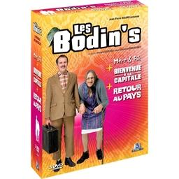 Les Bodin's. Le coffret 3 spectacles : Jean-Christian Fraiscinet, Vincent Dubois…