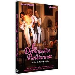Les Demoiselles du pensionnat : Karine Gambier, Jean Grandval...