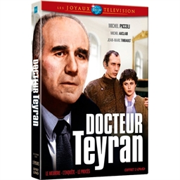 Docteur Teyran : Michel Piccoli, Nadine Alari