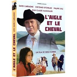 L'aigle et le cheval : David Carradine, Georges Wilson...