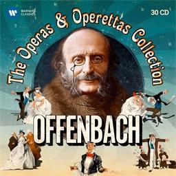 Le coffret Offenbach : Opéras et opérettes