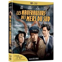 Les naufrageurs des mers du Sud : John Wayne, Ray Milland, …