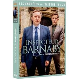 Inspecteur Barnaby - Saisons 19 et 20 : Barry Jackson, Neil Dudgeon…